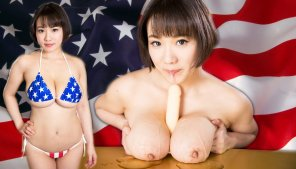 amateur photo Kaho Shibuya in the spirit of the 4th [AIC]