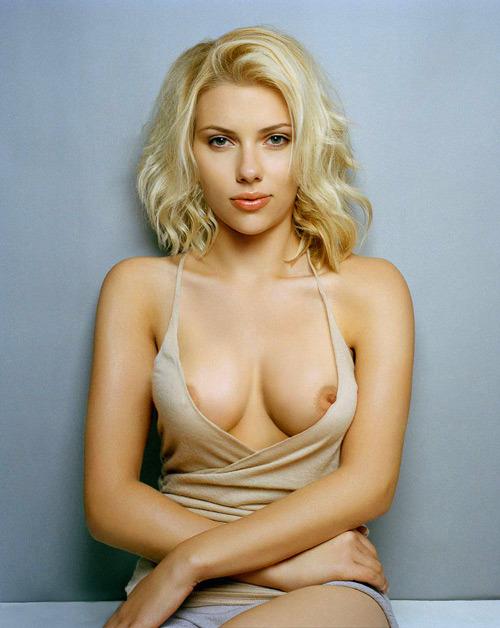 Scarlett johansson porn videos