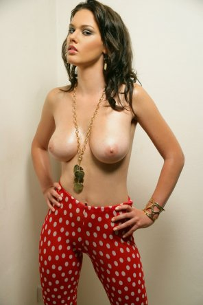 amateur photo Polka dots