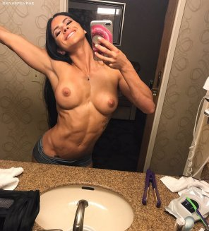 amateur photo Aspen Rae Selfie