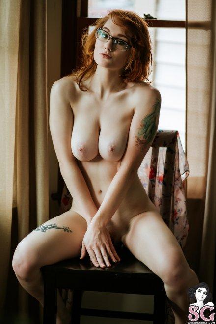Quite the redhead Porn Photo