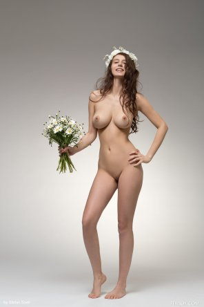 amateur photo The Bridesmaid