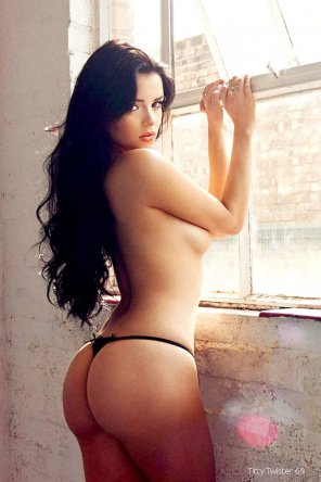 amateur photo Demi Rose Perfect Ass