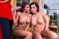 Madison and Aletta Sticky