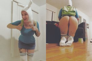 amateur photo [Adventure Time] Fionna the Human Girl