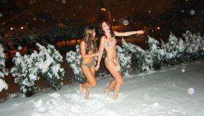 amateur photo Snowbunnies