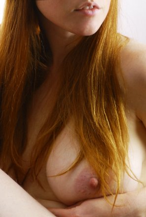 amateur photo Ginger Boob