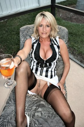 amateur photo Milf in Stockings