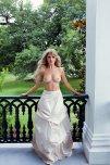 amateur photo Topless Wedding Dress