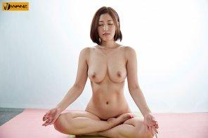 amateur photo Meditating - Asahi Mizuno