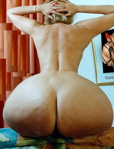 Wide behind... Porn Photo
