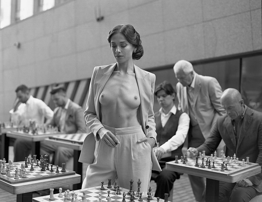 ноги эро фото шахматы - 1