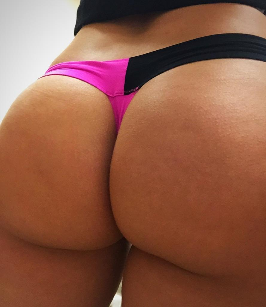 butt thong Bubble in