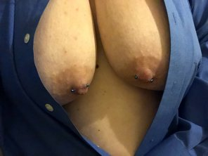 amateur photo Love these titties
