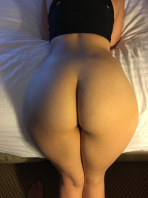 amateur photo Bent over pawg