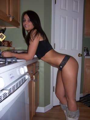 amateur photo Picturehot kitchen AIC