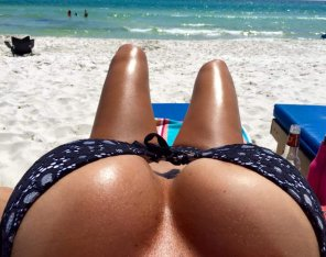 amateur photo From her point of view