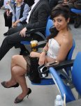 amateur photo Fantastic Legs at the Races