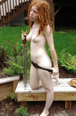 amateur photo Sword...