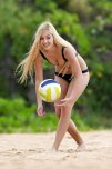 amateur photo Beach Volleyball