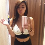 amateur photo Cute wool top