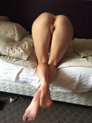 amateur photo My husband said that you can fuck my asshole