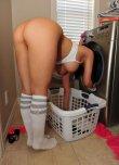 amateur photo Laundry Day! Ugh! ;)
