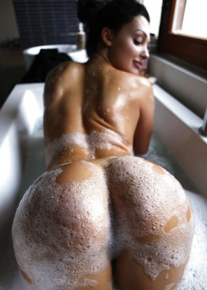 amateur photo Soapy.