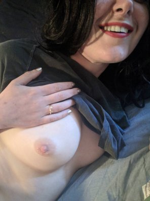 amateur photo [F]un Saturday afternoon...you can see it in my smile.