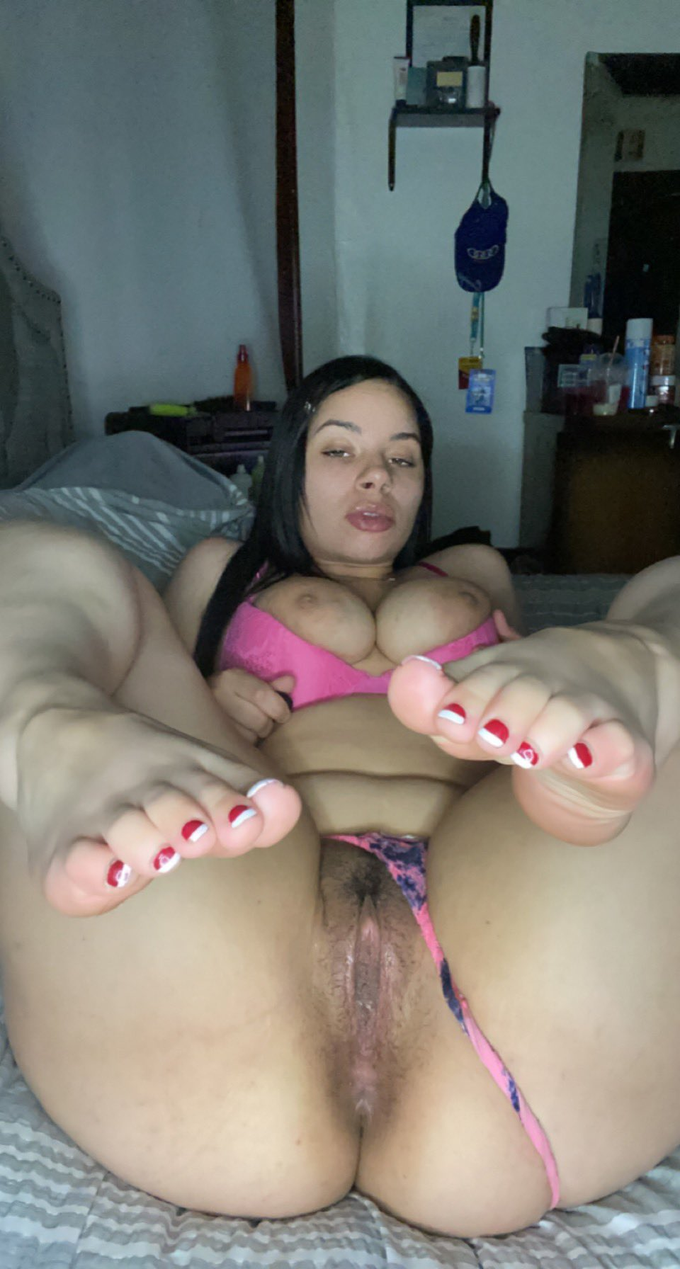 Big latino pussy