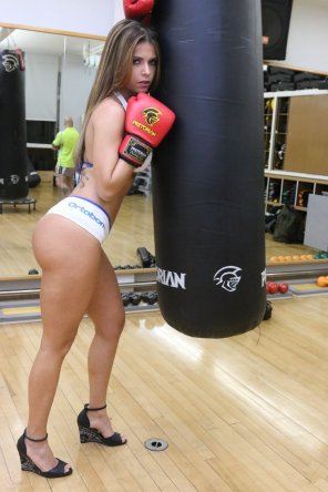 amateur photo Knockout
