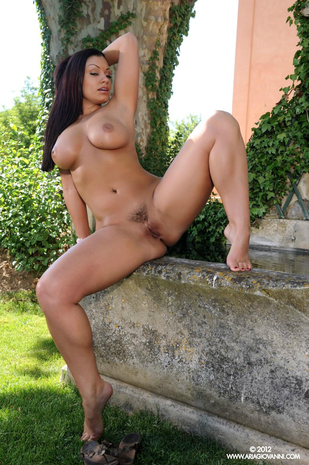 Hot mom nude shower