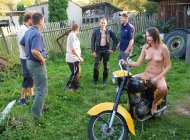 amateur photo naked biker