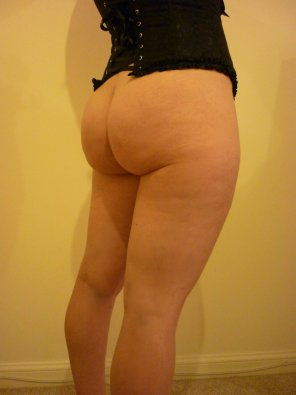 "amateur photo ""How does my ass look?"" she asked me"
