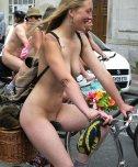 amateur photo Lucky saddle