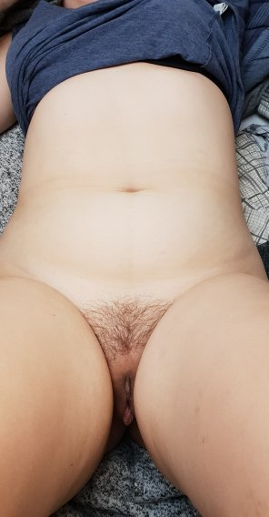 amateur photo Fiancée waiting to be filled