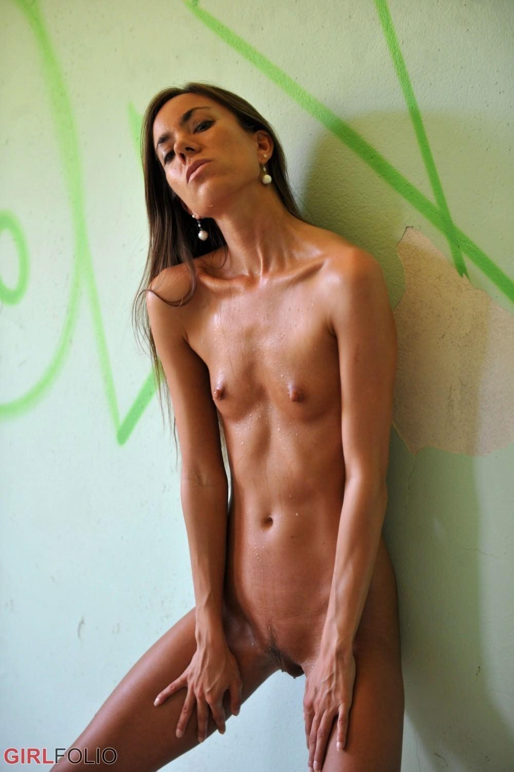 Thin porn pic
