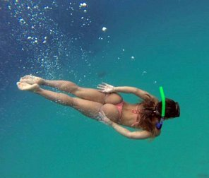 amateur photo Snorkeling