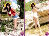 amateur photo [One Piece] Rule 63 Luffy