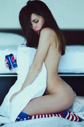 amateur photo Suddenly, I want a Pepsi