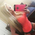 amateur photo Twitch girl, Blondiewondie