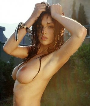 amateur photo Wonderful when wet