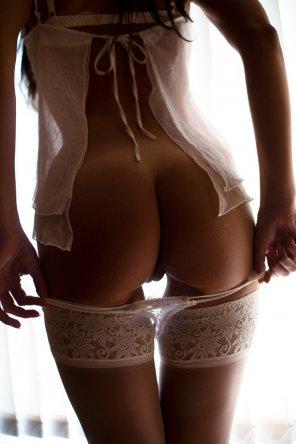 amateur photo Backlit Rear View