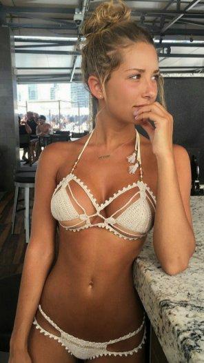 amateur photo Deconstructed Bikini