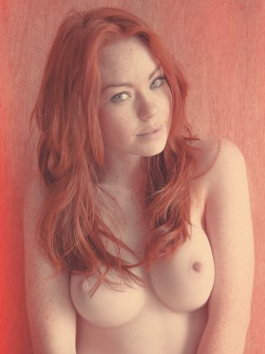 amateur photo Great looking redhead