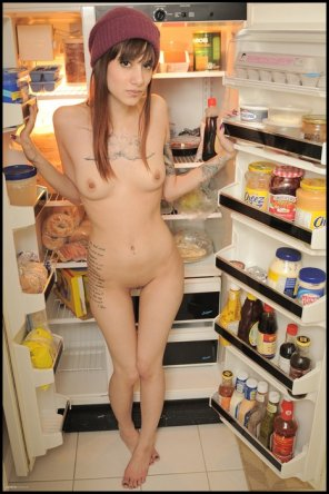 amateur photo She will make you anything you want