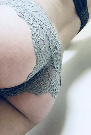 amateur photo More lace [f]or me, more squishy butt for you.