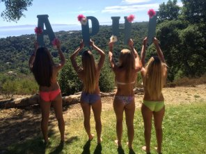 amateur photo Picturealpha phi chicks got the right stuff