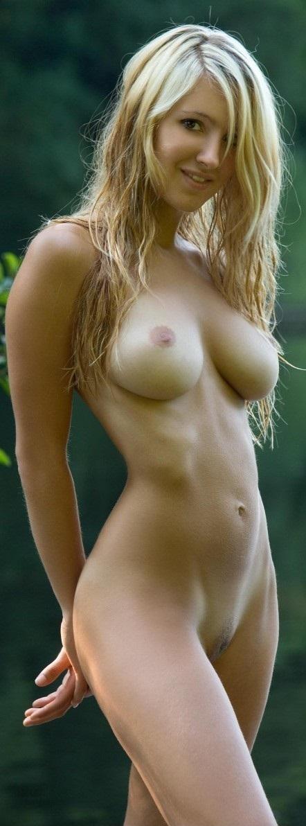 Big Boob Blonde