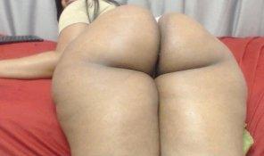 amateur photo Sharp ass